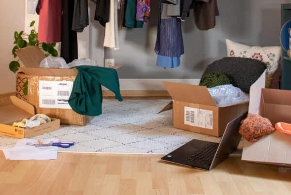 Nachhaltig online shoppen von zu Hause aus.